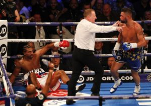 Boxing: Tony Bellew calls out Tyson Fury - Bellew