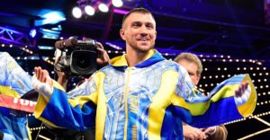 Boxing: Vasyl Lomachenko vs Jorge Linares becomes the most watched fight of 2018 - Lomachenko
