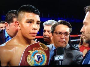 Boxing: Jaime Munguia DESTROYS Sadam Ali to win WBO Junior Middleweight title - Ali