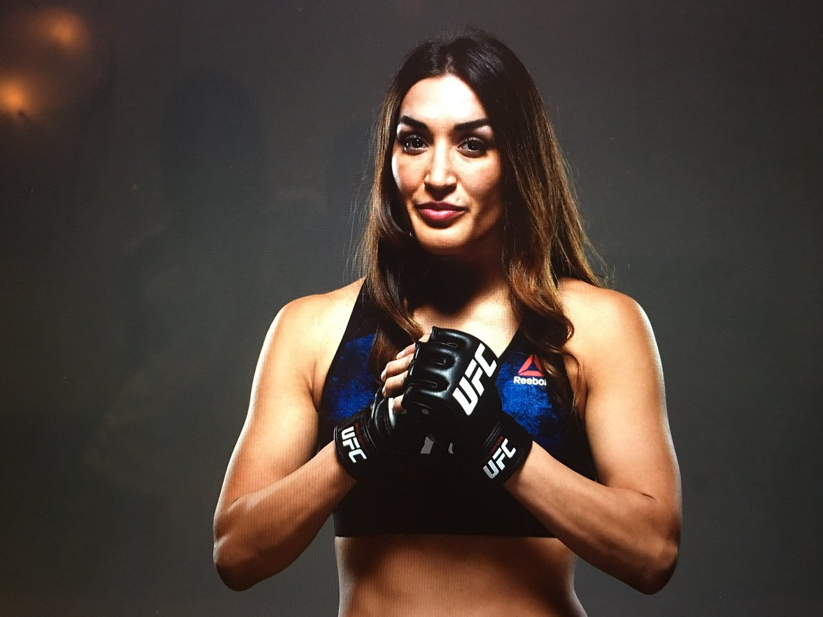 UFC: Tatiana Suarez is getting compared to Khabib Nurmagomedov and she loves it - Tatiana Suarez
