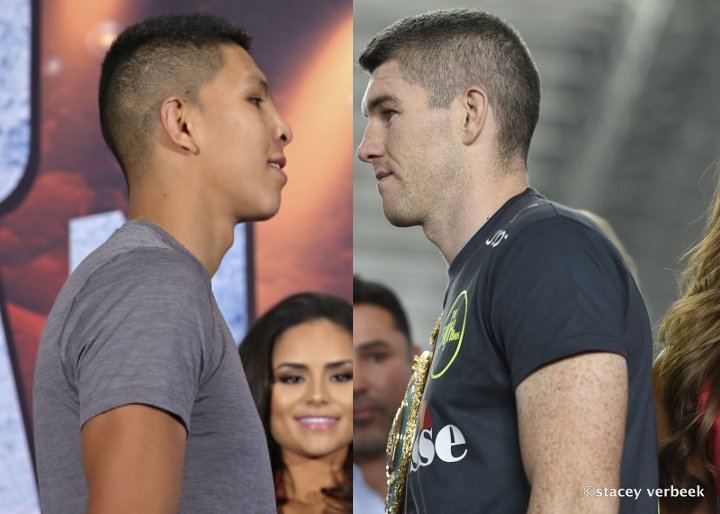 Boxing: Liam Smith will challenge Jaime Munguia for the WBO super-welterweight title - Smith