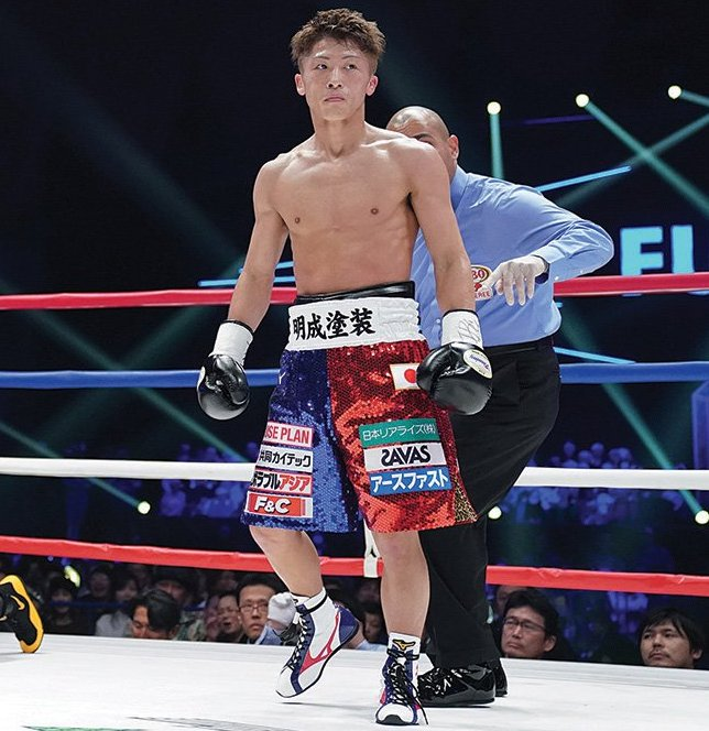 Boxing: Naoya Inoue destroys Jamie McDonnell in first round (VIDEO) - Naoya