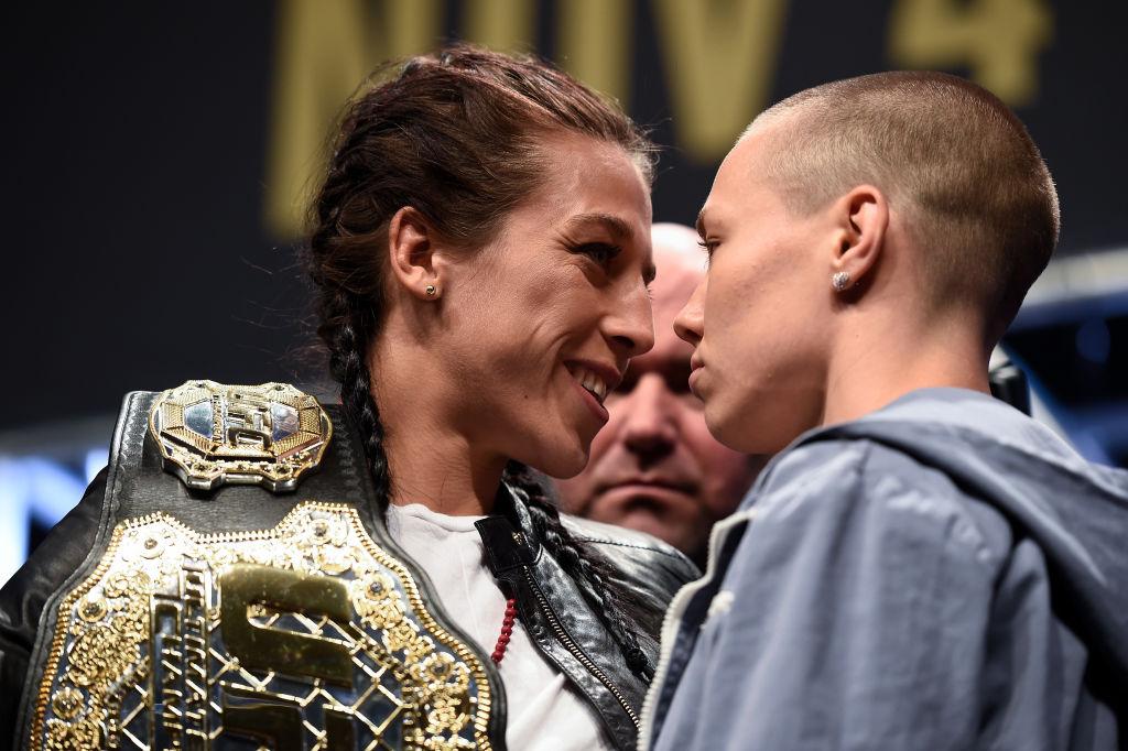 UFC: Rose Namajunas sets strange stipulations for potential trilogy fight with Joanna Jedrzejczyk - rose joanna