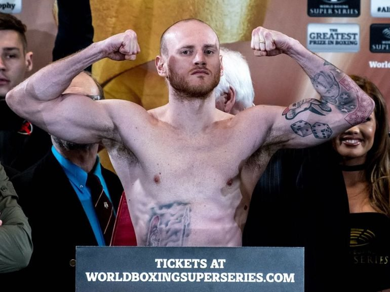 Boxing: George Groves medically cleared to fight Callum Smith in WBSS Final - WBSS