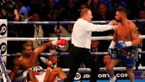 Boxing: Adam Booth saysDavid Haye shouldn't have been in the ring with Tony Bellew - Booth