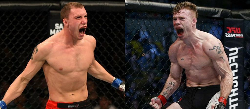 UFC: Paul Felder vs James Vick confirmed for UFC Boise - paul felder ufc fight night boise