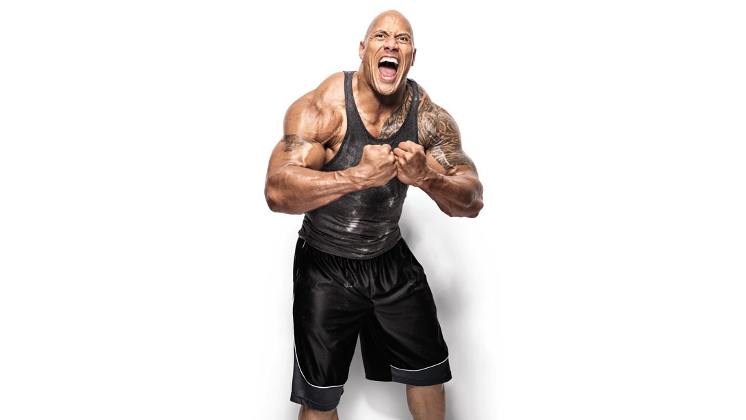 WWE: The Rock talks about his chemistry with Steve Austin and John Cena - The Rock