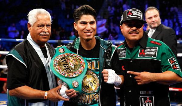 Boxing: Mikey Garcia says Eddie Hearn made him a very aggressive offer - eddie