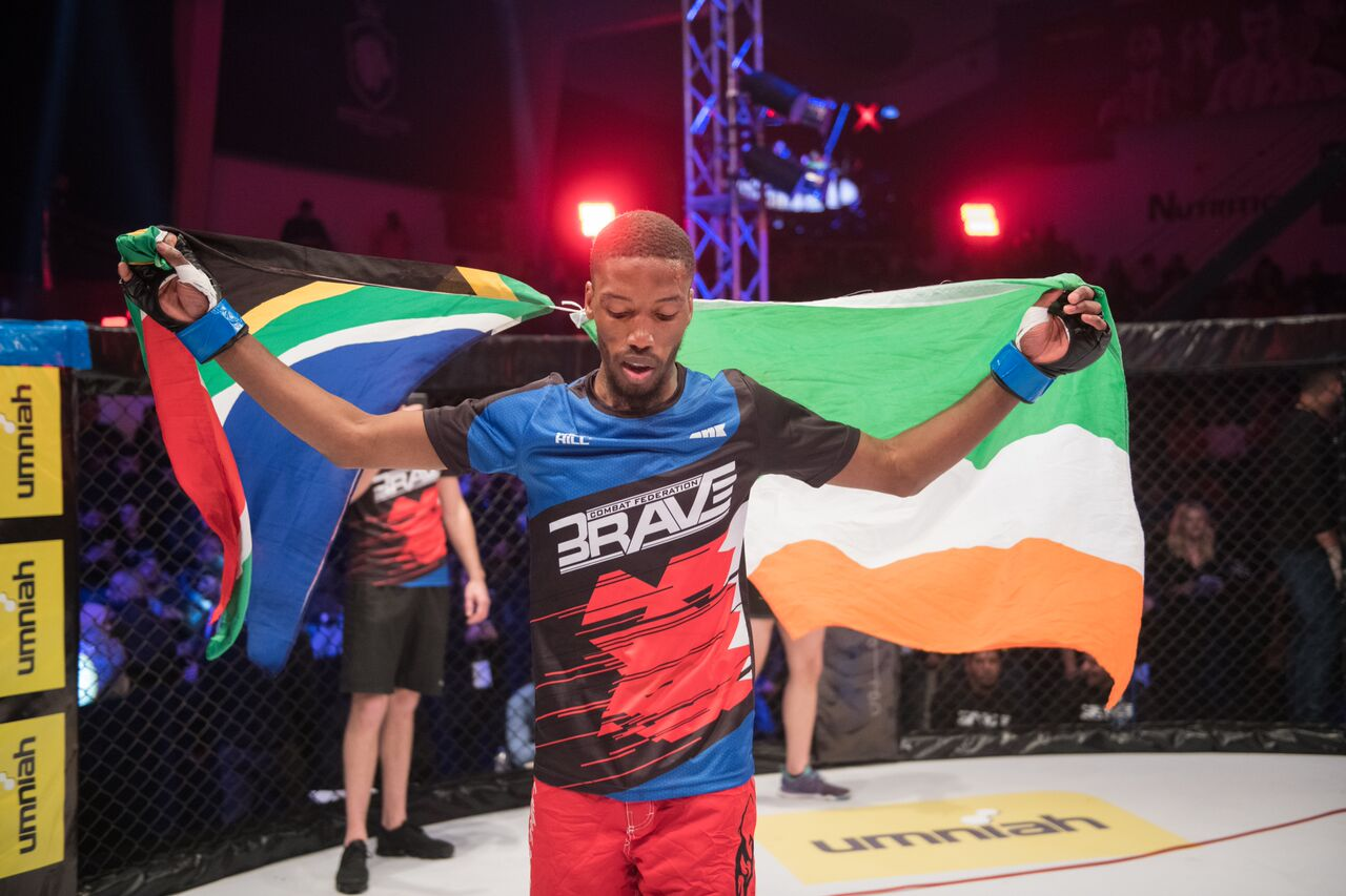 Brave 13: Challenger Mlambo looking for revenge against Loman -