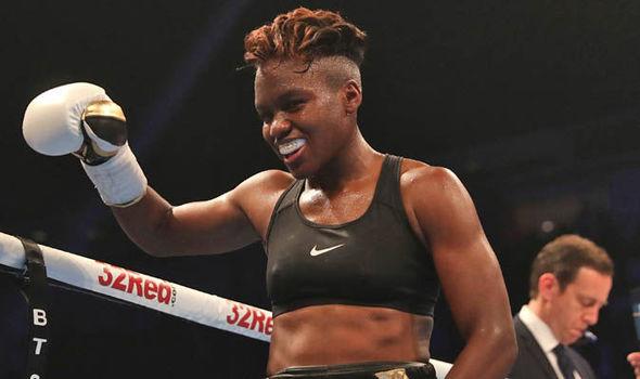 Boxing: Nicola Adams stops Soledad del Valle Frias in round 1 - Adams