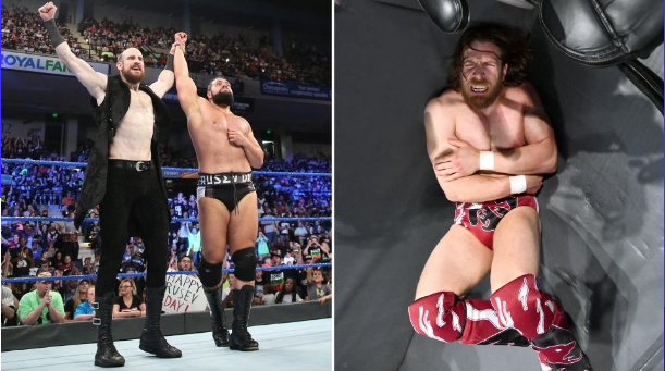 MMA India's SmackDown Round-up: 8/5/2018 - SmackDown