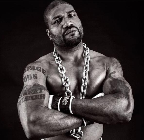 Photos: The Quinton Jackson Story -