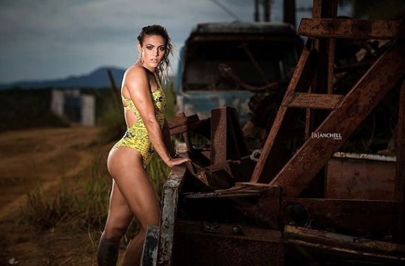 Photos: The Poliana Botelho Story -