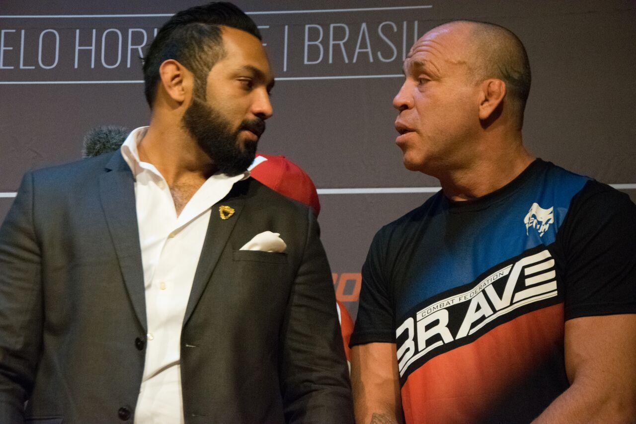 MMA legends hail Brave Combat Federation as revival of Pride FC - Brave