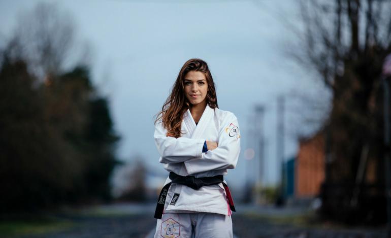 UFC: Mackenzie Dern feels that Amanda Cooper is an easier opponent than Ashley Yoder - Mackenzie Dern