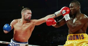 Boxing: Adonis Stevenson calls out Tony Bellew for a Rematch - Stevenson