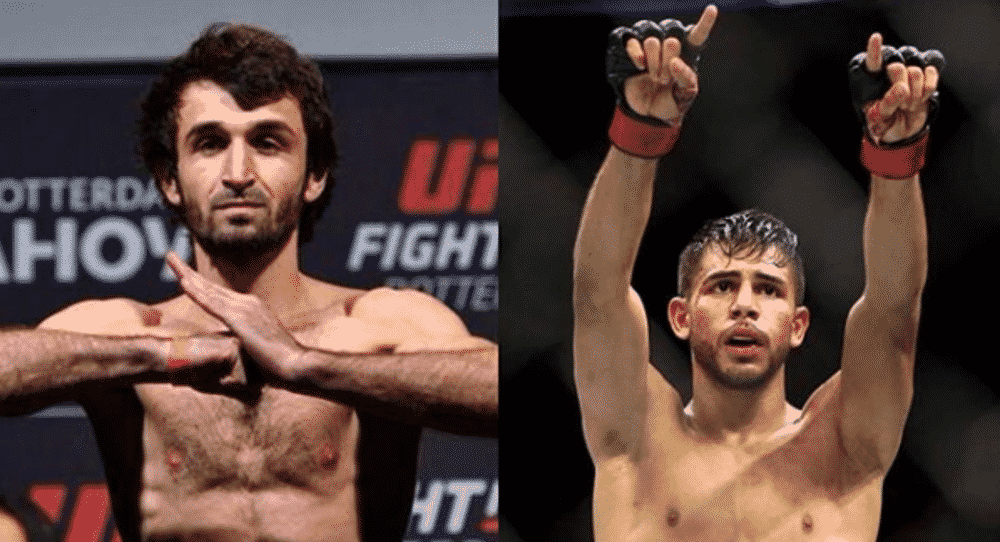 UFC: Yair Rodriguez vs Zabit Magomedsharipov reportedly 'done deal' for UFC 227 - yair zabit