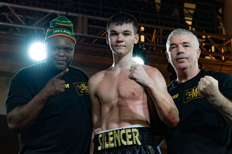 Boxing: Aaron McKenna improves his professional record to 4-0 in California - McKenna