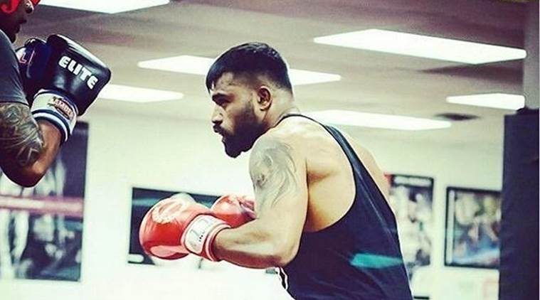 Breaking: India's own Bharat Khandare to have his second UFC fight against China's Wuliji Buren at UFC 227 - Bharat Khandare