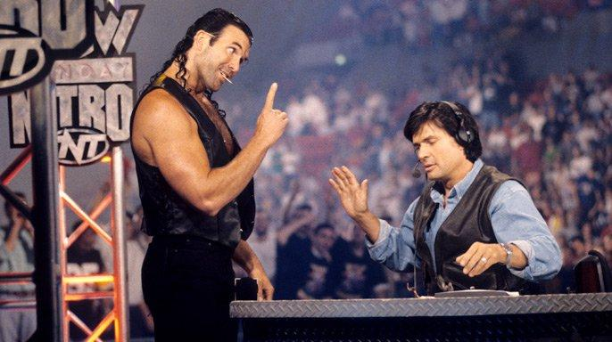 WWE: Eric Bischoff talks stars who were paid more than Kevin Nash and Scott Hall - Eric Bischoff
