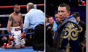 Boxing: Vanes Martirosyan says Canelo Alvarez 'needs to RUN' from Gennady Golovkin - Golovkin