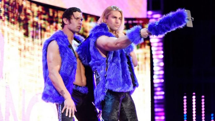 WWE: Tyler Breeze reveals Vince McMahon didn't understand what Fashion Files was - Breezango