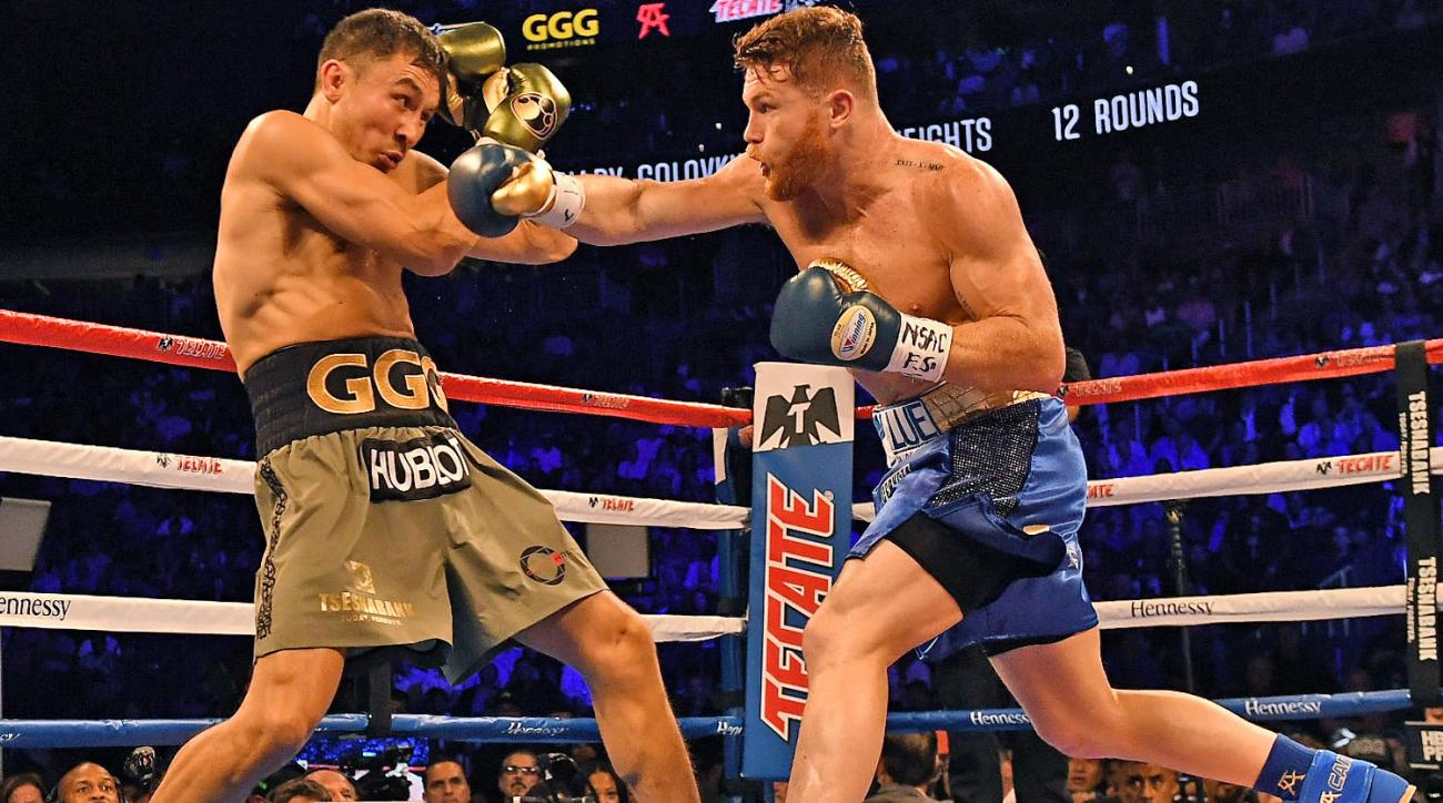 Boxing: Canelo vs Golovkin rematch negotiations hit roadblock - Golovkin