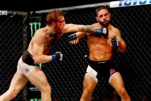 UFC: Chad Mendes: I was burned out with the sport; I didn't try to fight the ban or do anything - chad mendes
