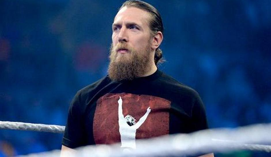 WWE: Daniel Bryan on Titus O'Neil punching him hard after his slide - bryan