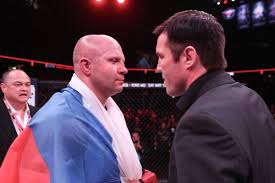 Bellator: Chael Sonnen was caught off guard after Fedor's fight -