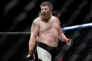 UFC: Roy Nelson says he will fight Matt Mitrione for free - Roy Nelson