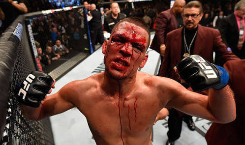 UFC: UFC and Nate Diaz have discussed possible UFC 227 return on August 4 - Nate Diaz
