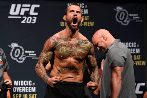 UFC: CM Punk responds to criticisms about him being part of the main card of UFC 225 - CM Punk