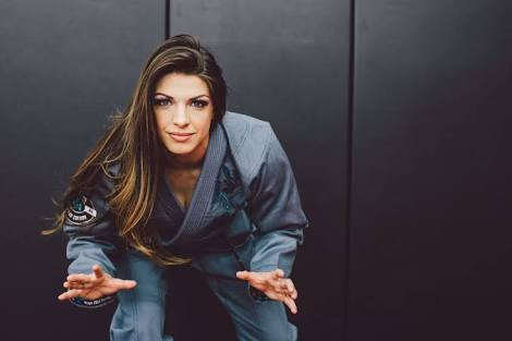 UFC: Mackenzie Dern says MMA Lab coach asked her to leave the team - Mackenzie Dern
