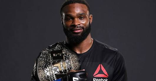 UFC: Tyron Woodley says Kamaru Usman's flaws would lead to 'waking up with the smelling salt' against me - Tyron Woodley