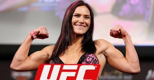 UFC: Cat Zingano to appear on Joe Rogan's podcast on 28th May - Cat Zingano