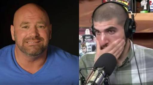 UFC: Dana White pours scorn on Ariel Helwani's reports that the UFC is getting impatient with Nicco Montano - Dana White