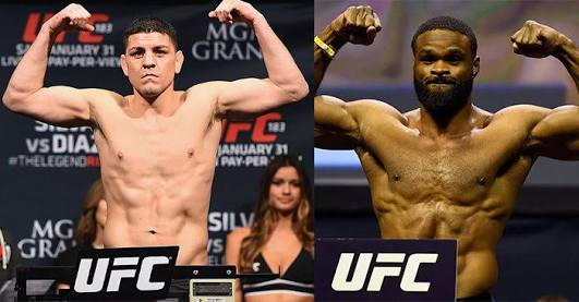 UFC: Teammate Jake Shields claims Nick Diaz wants to fight Tyron Woodley -