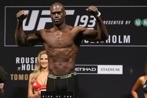 UFC: Uriah Hall opens up on weight cut that hospitalized him -