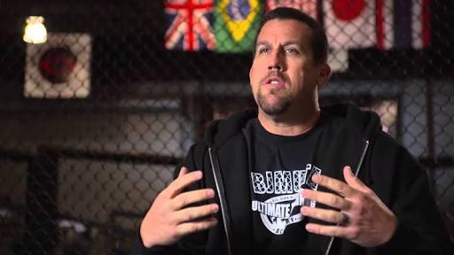 UFC: Big John McCarthy says Stephen Thompson won the fight - John McCarthy