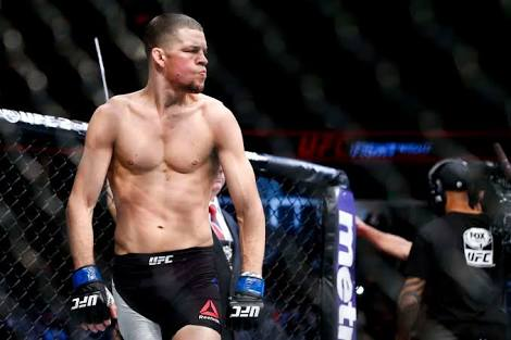 UFC: Nate Diaz denies GSP fight, says 'Nobody interests' him now. - Nate Diaz
