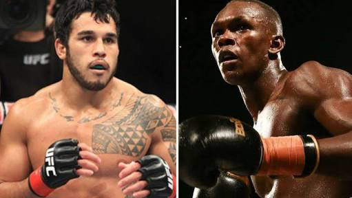 UFC: Brad Tavares vs Israel Adesanya set as a main event for TUF 27 Finale in July - TUF 27