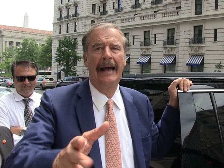 Boxing: Ex-Mexican President Vicente Fox says Canelo is the BEST in the world - boxing