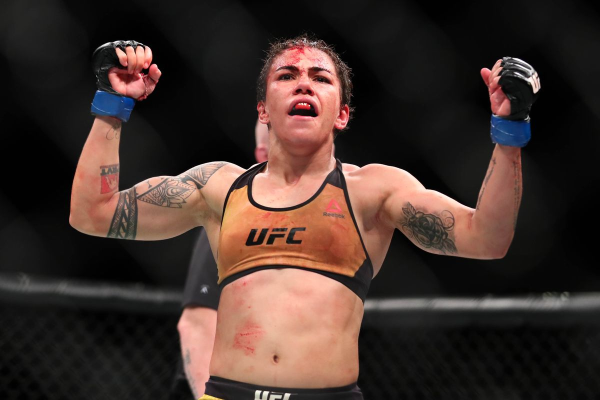 UFC: Jessica Andrade reveals that she is finding it difficult to get opponents - Jessica Andrade