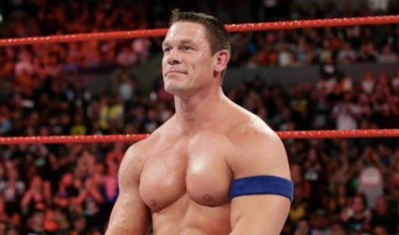 WWE: John Cena reveals which former TNA Superstar he'd like to face - John Cena