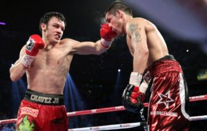 Boxing: Eddie Hearn looking to sign Julio Cesar Chavez Jr - Chavez