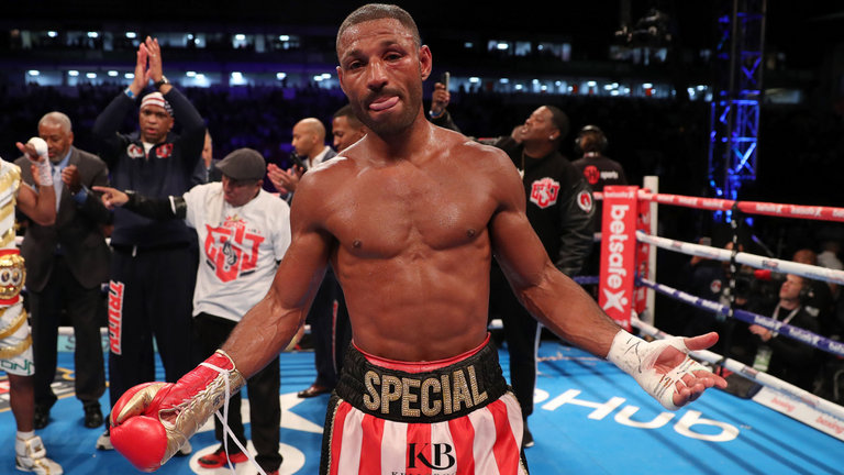 Boxing: Kell Brook to return in July and then target Khan or Hurd later this year - Brook