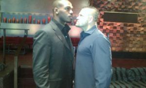 UFC: Jon Jones to Chuck Liddell - 'Come get it' - chuck jones