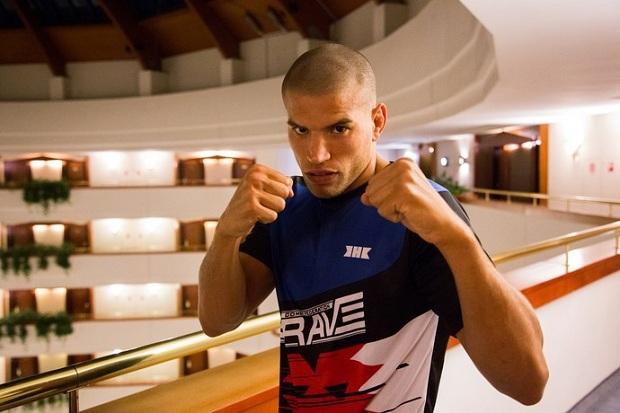 Leonardo Mafra wants to represent Brazil well at Brave 12 -