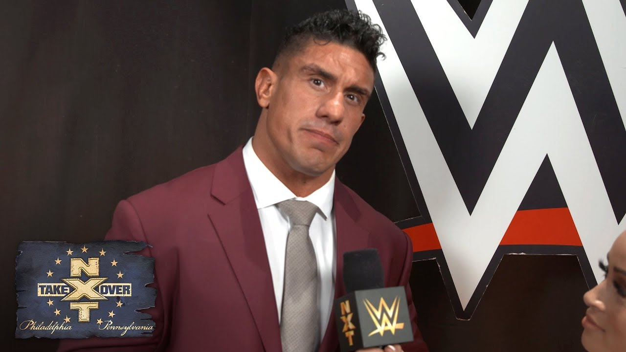 WWE: EC3 talks about his first failed run in NXT - Ec3